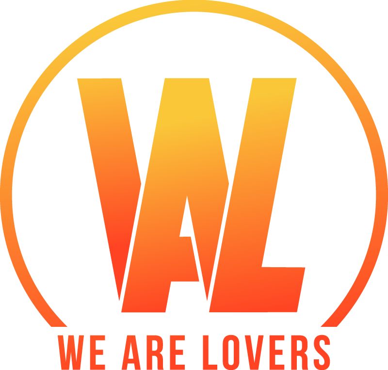 WE ARE LOVERS